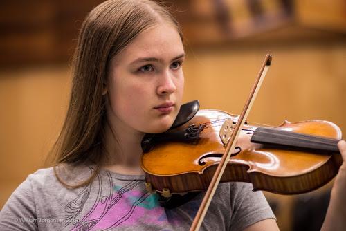 CYMC String Orchestra Academy 2016