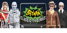 BATMAN 1966 RETRO FIGURES