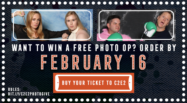 Want to win a free photo op? Order by February 16!