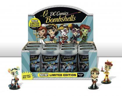 DC Comics Lil' Bombshells 1.5