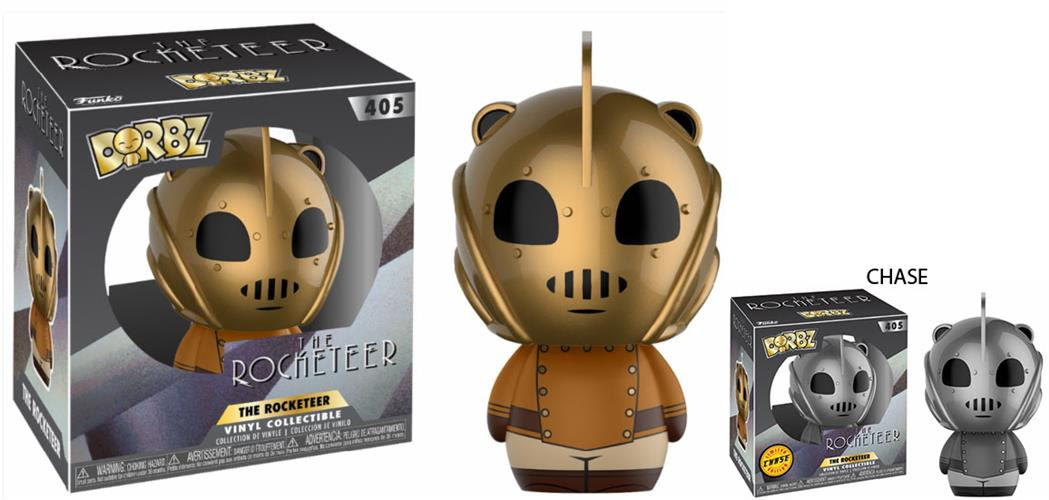 THE ROCKETEER DORBZ - 405 THE ROCKETEER