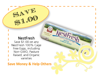 NestFresh Eggs CommonKindness coupon