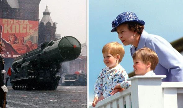 The Queen had a plan for World War 3