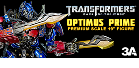 THREEA OPTIMUS PRIME PREMIUM SCALE