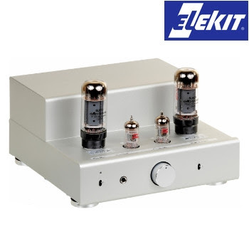 Elekit TU-8200R Single Ended Tube Amplifier kit