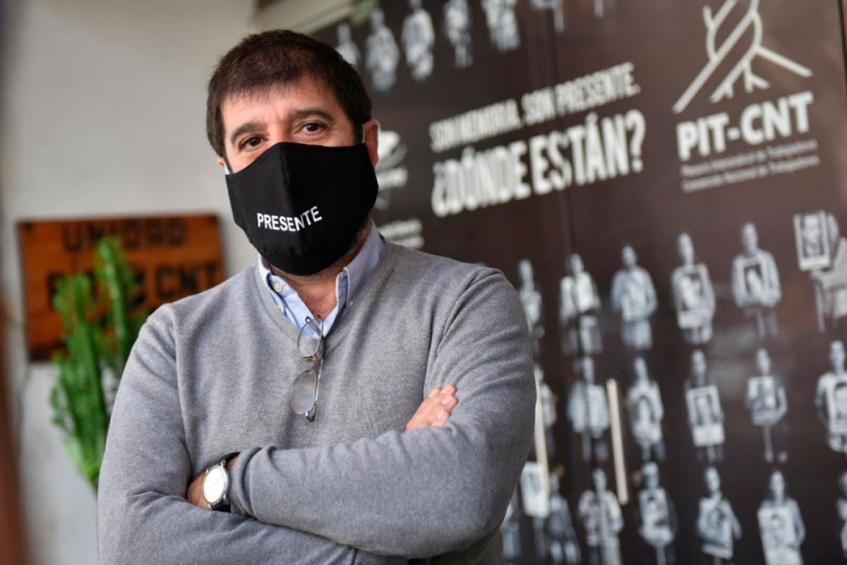 "Pereira: ""En disputa el relato del sentido común"""