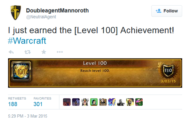 World of WarcraftPlayer Reaches Level 100 Without Choosing A Faction