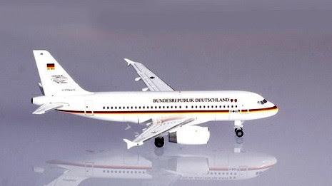 Airbus A319 Luftwaffe 15+03, Flugbereitschaft | is due: November 2019