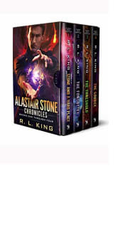 The Alastair Stone Chronicles Boxed Set by R.L. King