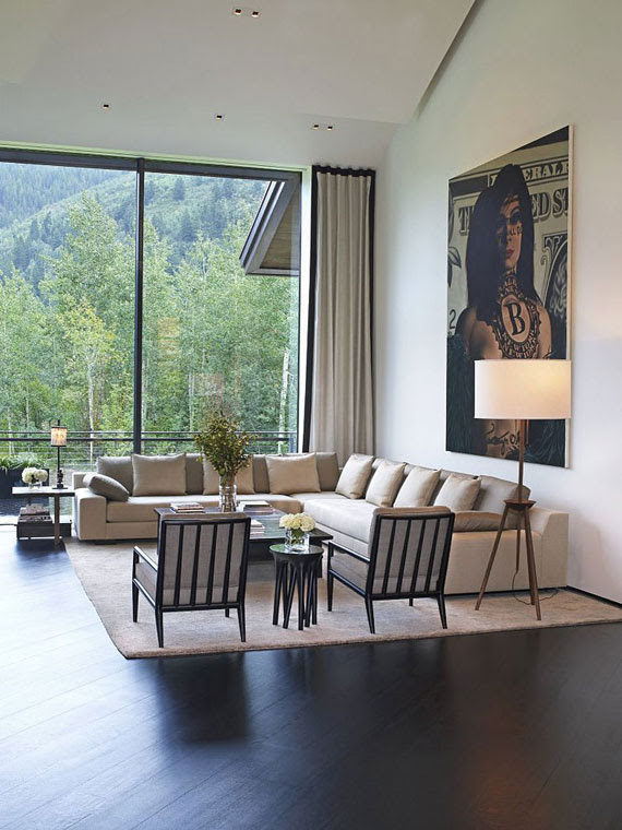 Ανακαινισμένο σπίτι με εξαιρετικά Interiors Designed By Stonefox Σχεδιασμός 6