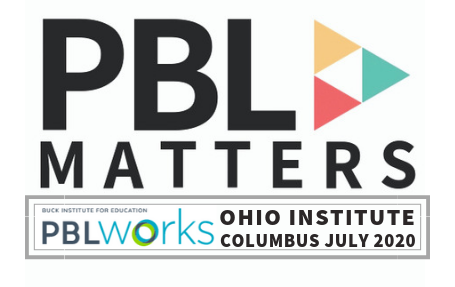 Logo for PBL Matters
