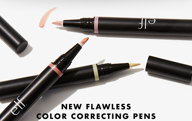 NEW Flawless Color Correcting.
