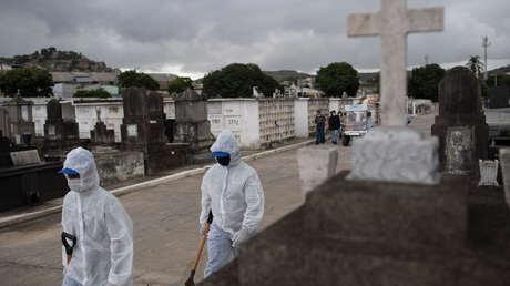 """""""Una peligrosa combinación de inacción y errores"""": Un estudio científico cuestiona la gestión del Gobierno de Brasil frente a la pandemia"""