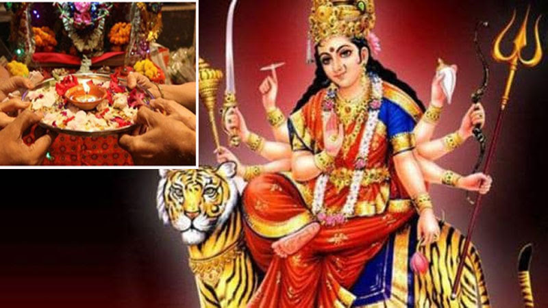 know the meaning of Navdurga mataji Aarti for navratri 2019 then do prayer
