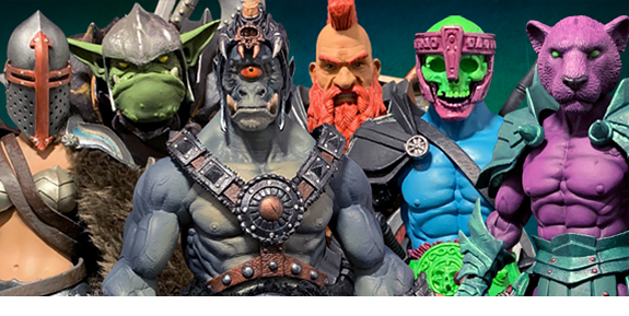 Mythic Legions: Wasteland