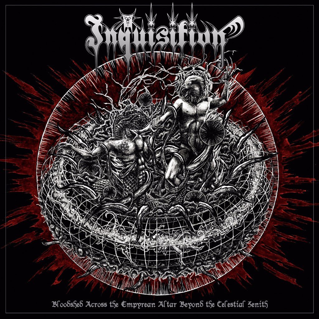 INQUISITION album cover