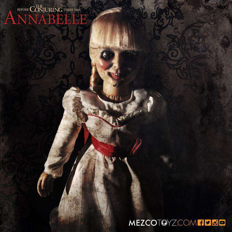 """Image of Annabelle 18"""" Prop Replica Doll"""