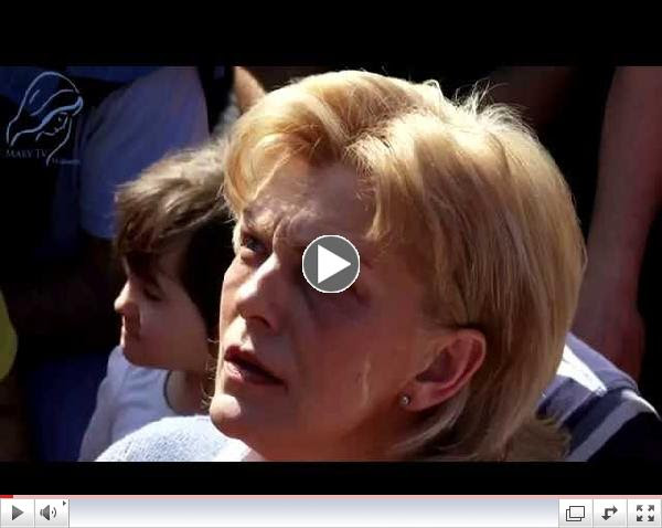 Medjugorje Mirjanas apparition March18, 2014