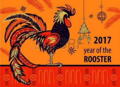 Sake Year of the Rooster January 2017 A