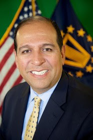 Associate Administrator of the Office of Entrepreneurial Development, Allen Gutierrez