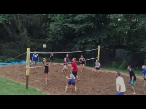 Thursday night volleyball