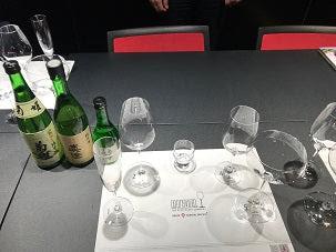 "Sake Frontiers – The Riedel ""Junmai"" Sake Glass B"