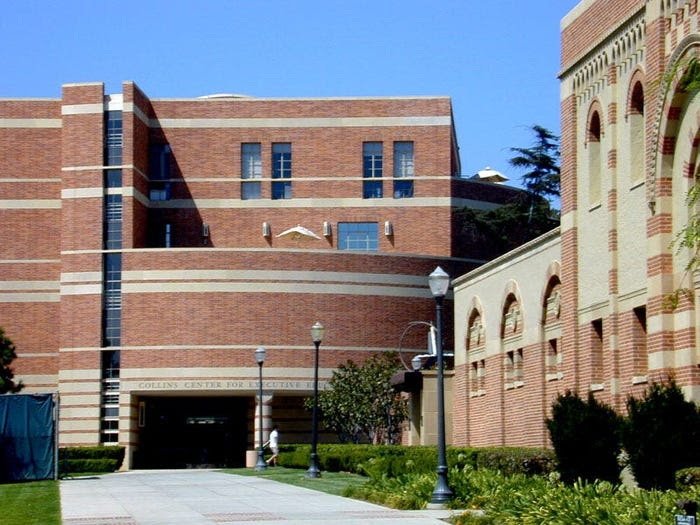 UCLA Anderson School