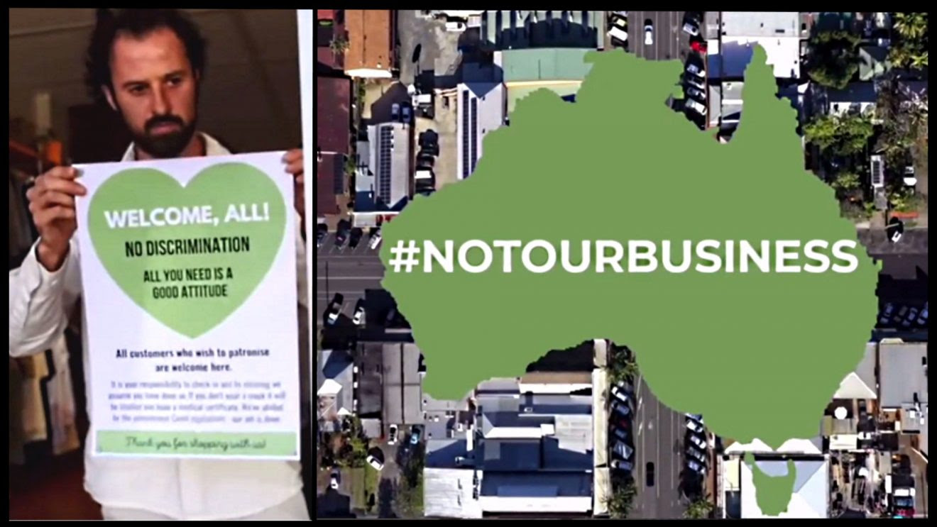 Mullumbimby, NSW, Australian Business Owners Unite Against Medical Apartheid   Notour-1320x743