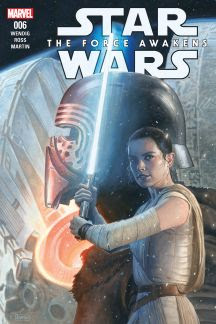 Star Wars: The Force Awakens Adaptation #6