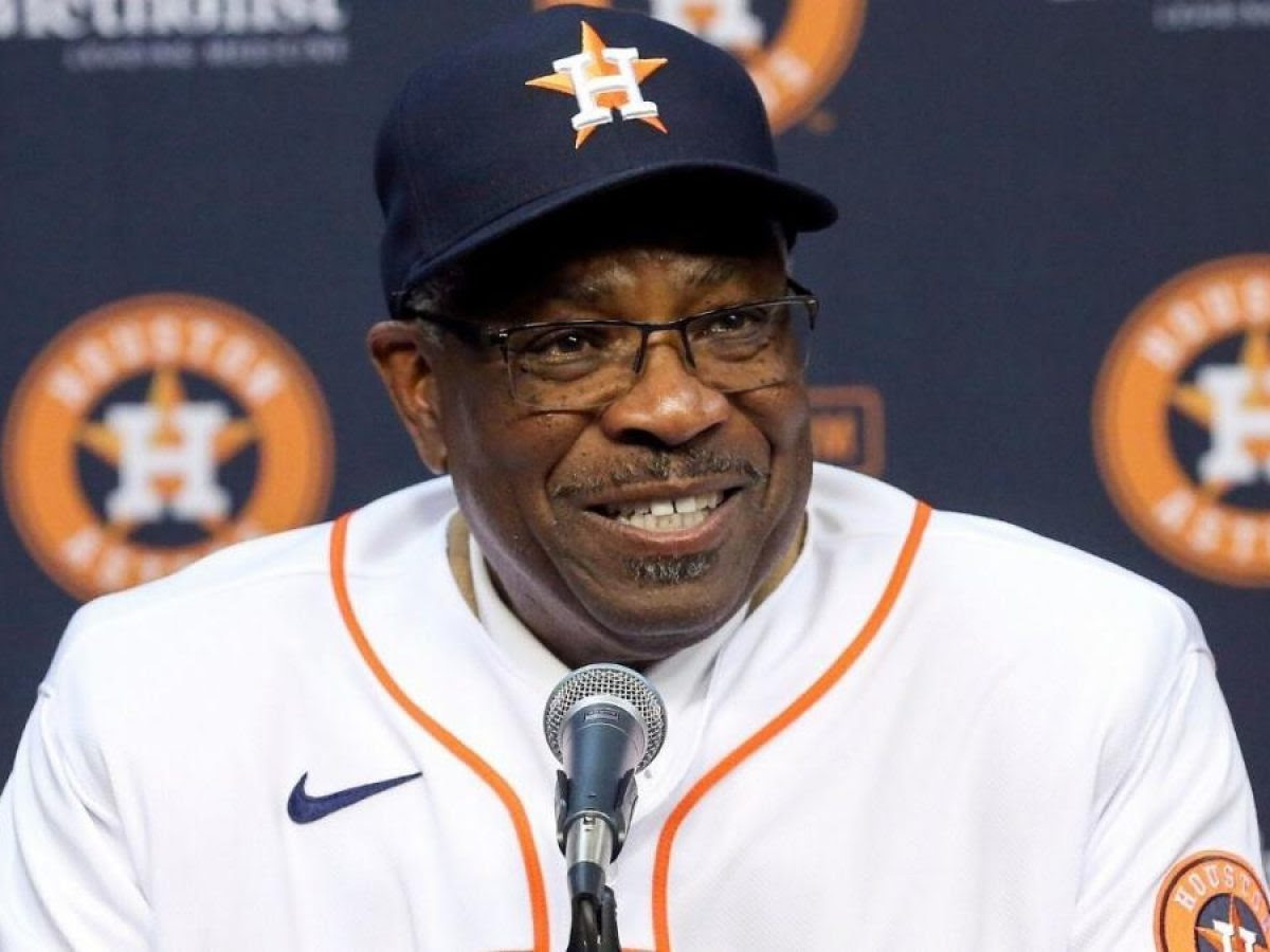 Dusty Baker: One of baseballs most respected managers, has never managed a team to the World Series win. Picture from Chicago Tribune.