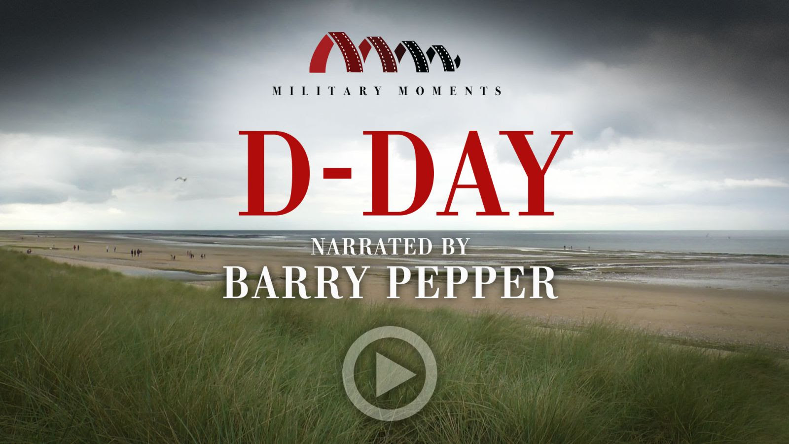 D-DAY | Narrated by Barry Pepper