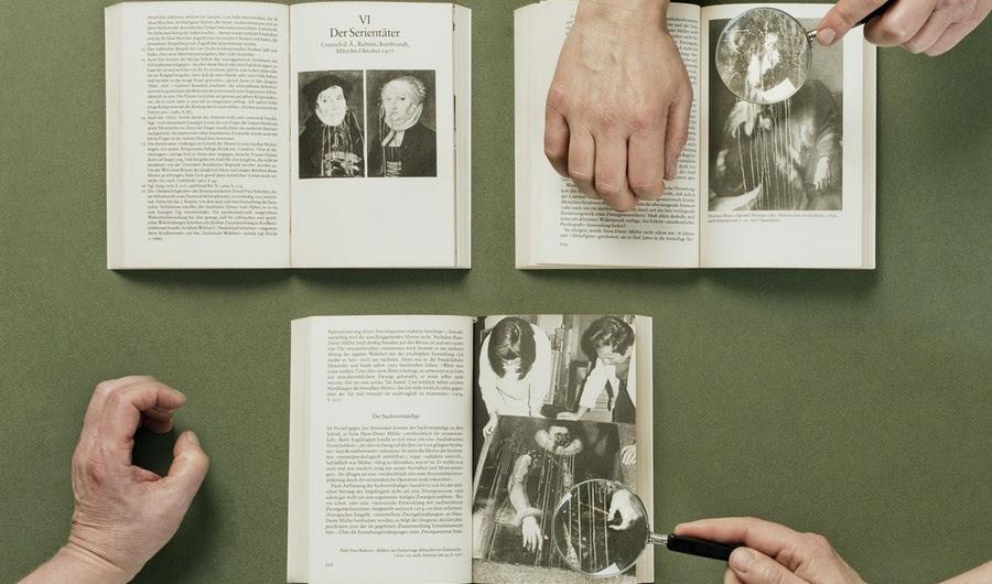 Estes detetives do mundo da arte rastrear toda a obra de um artista Fez