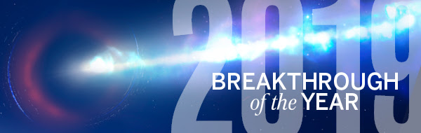 Breakthrough of the Year 2019