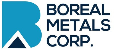 Boreal Metals Corp. Logo (CNW Group/Boreal Metals)