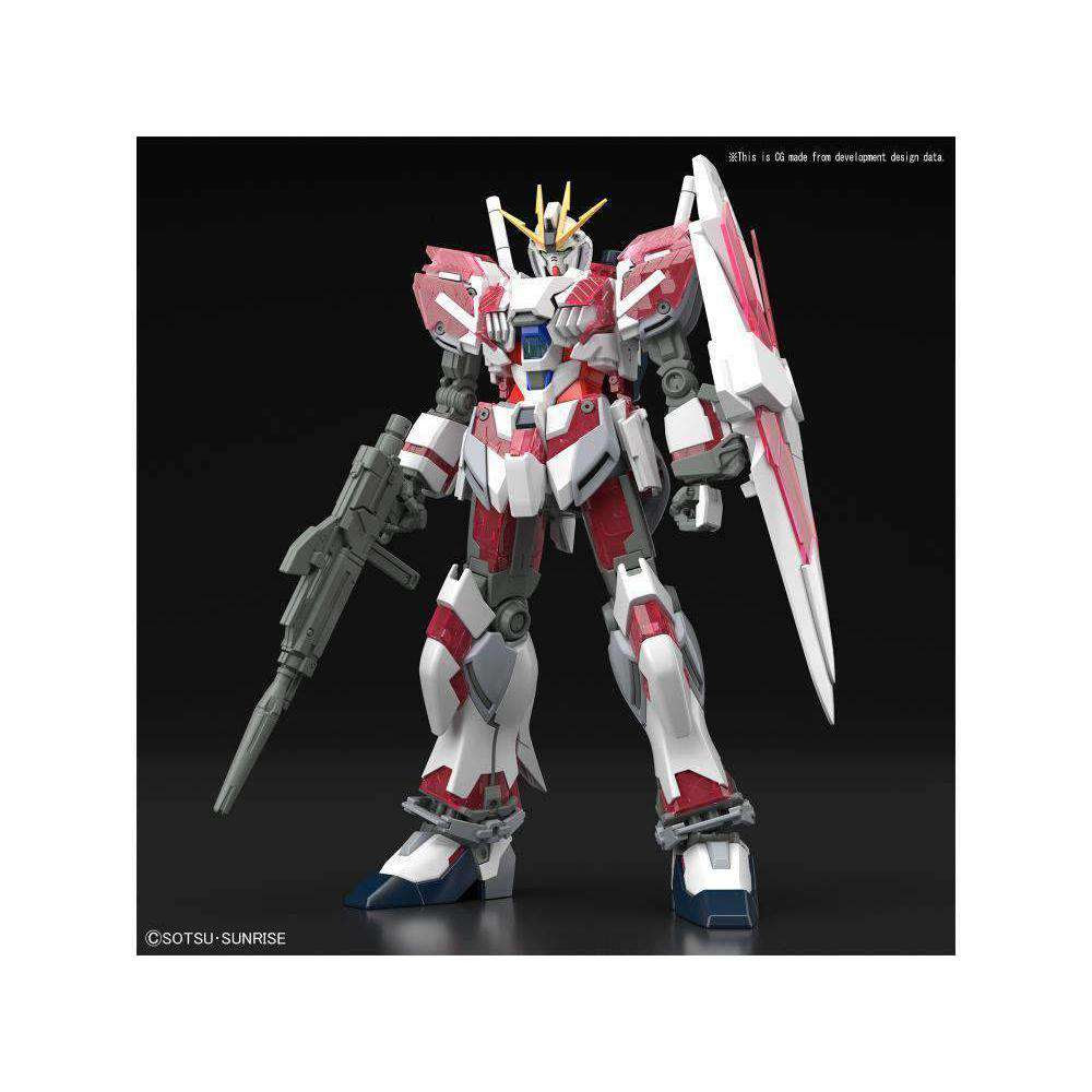 Image of Gundam HGUC 1/144 Narrative Gundam (C-Packs) Model Kit - MARCH 2019