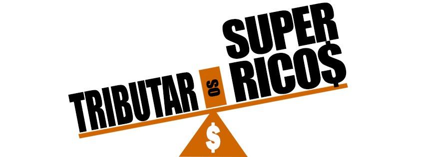 Campanha intensifica ações no Congresso para tributar super-ricos