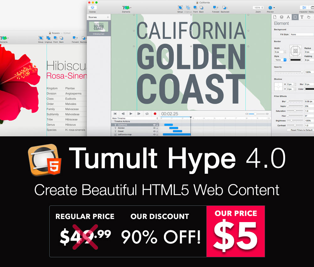 Tumult Hype 4.0 for just $5 at Bundlehunt