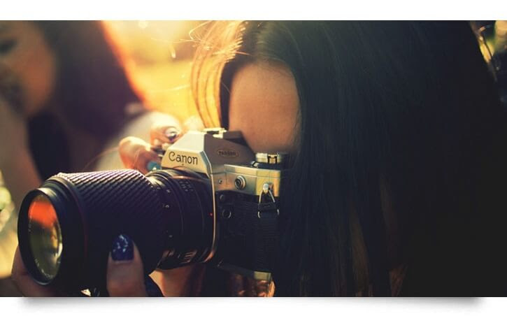 Photography job