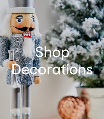 Shop decorations