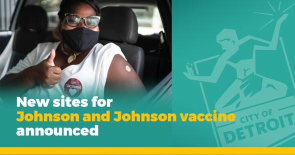Johnson & Johnson Vaccinations Resume 4.29.21