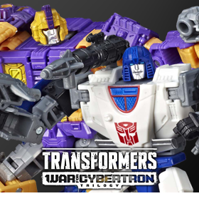 Transformers War for Cybertron: Siege Deluxe