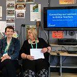 Olivia Graham & Melanie Matthews present at ULearn17