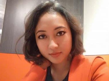 File image of Emmy Ci Lawbei. Facebook/Emmy Ci Lawbei