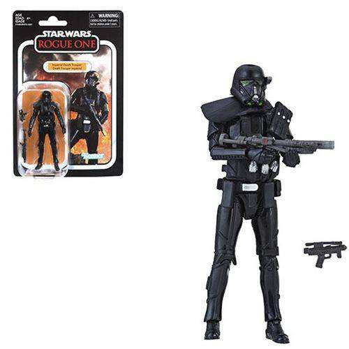 Image of Star Wars The Vintage Collection Imperial Death Trooper 3 3/4-Inch Action Figure