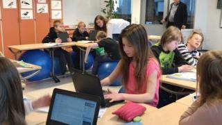 Escola na Finlândia