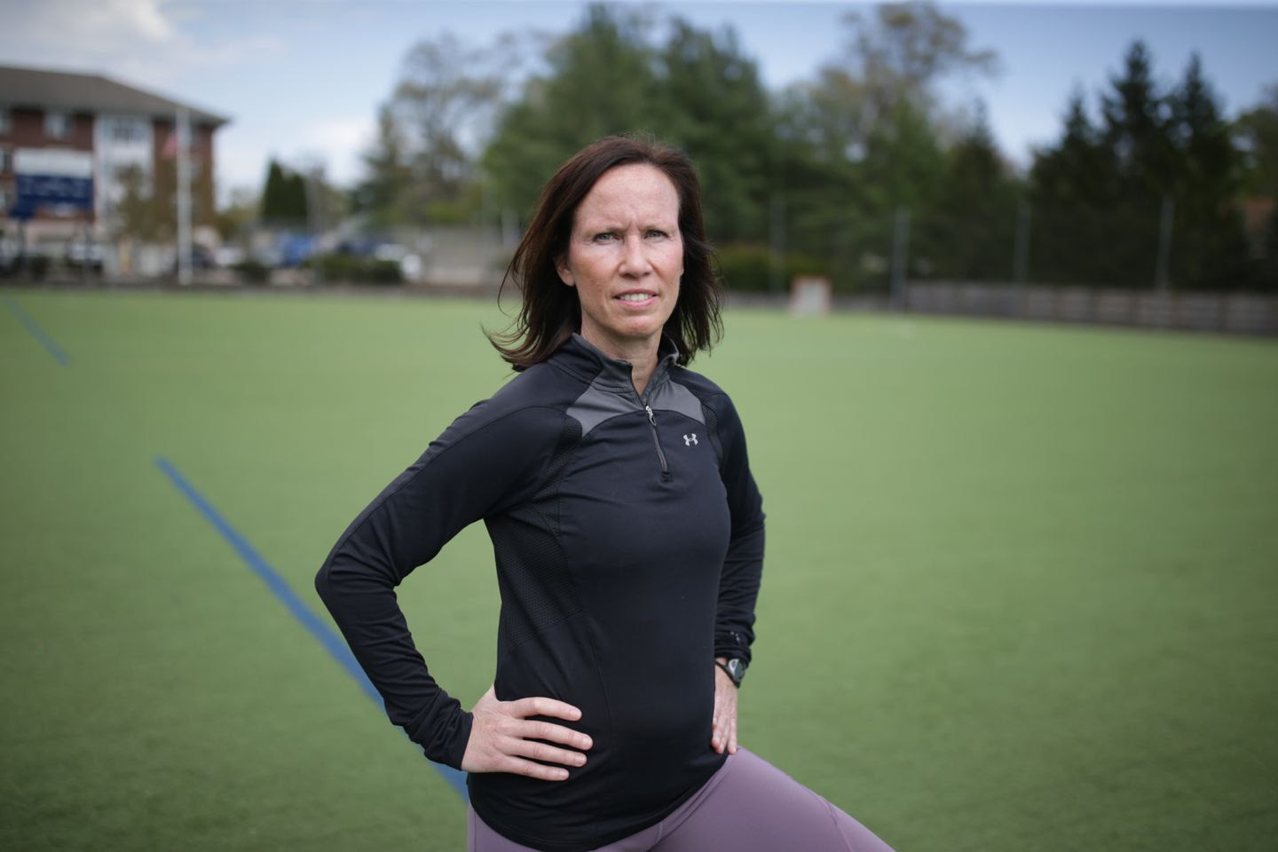 "Alison Foley, the winningest coach in the history of Boston College women's soccer, became troubled by the sharp rise in recruiting middle school girls through ""verbal commitments."""