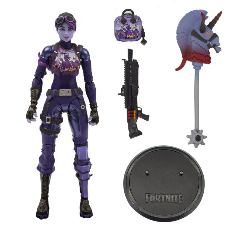 "Image of Fornite Series 1 Dark Bomber 7"" Action Figure - JULY 2019"