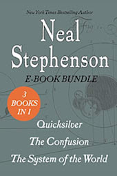 Neal Stephenson E-Book Bundle