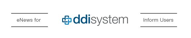Enews for DDI System Inform Users