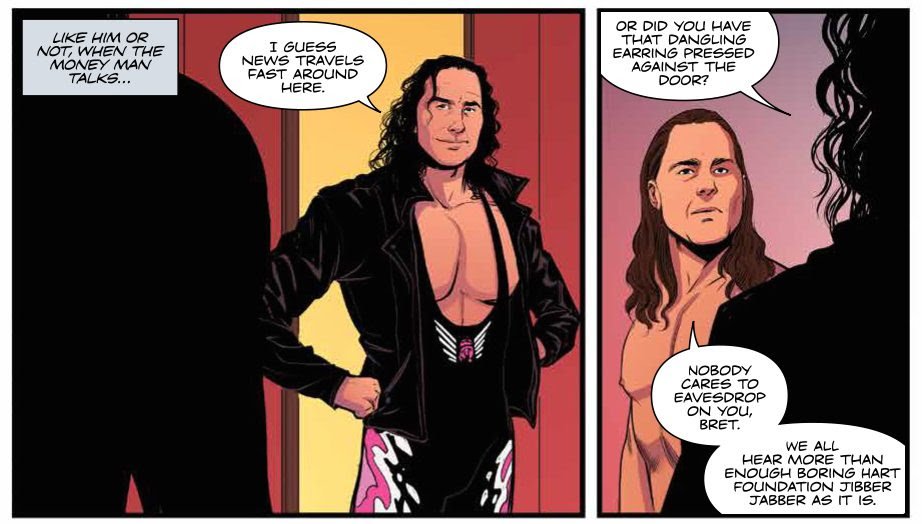 WWE Survivor Series 2017 Special #1 Publisher: BOOM! Studios Writers: Dennis Hopeless, Box Brown, Derek Fridolfs, Kevin Paneta, Lan Pitts, Aaron Gillespie Artists: Lucas Werneck, Rodrigo Lorenzo, Derek Fridolfs, Kendall Goode, Kelly Williams, Tim Lattie Colorists: Jeremy Lawson, Doug Garbark, Fred Stresing, Dee Cunniffe, Letterer: Jim Campbell Cover Artists: Main Cover: Rahzzah WWE What If? Incentive Cover: Jim Rugg Unlocked Retailer Cover: Juan Doe